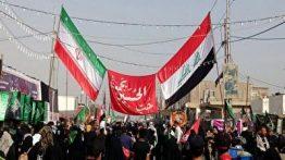 دعوت عراقیها از ایرانیها برای راهپیمایی اربعین + کلیپ