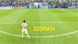 پنالتی های غیر قابل مهار در فوتبال
