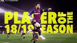 نگاهی به عملکرد لیونل مسی در فصل 19-2018