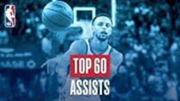 60 پاس گل برتر بسکتبال NBA در فصل 19-2018