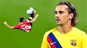 10 گل آکروباتیک و فراموش نشدنی تاریخ فوتبال
