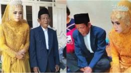 عشق عجیب دختر جوان به پیرمرد ۸۳ ساله