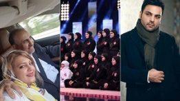 از حمله تند احسان علیخانی به خانم بازیگر تا پشت پرده قتل میترا استاد!