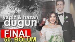 کلیپی کوتاه از عروسی هازان و یاز در سریال ترکی فضیلت خانم و دخترانش