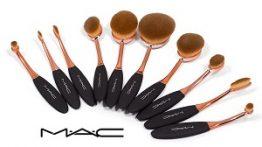 ست براش آرایش حرفه ای 10 تکه ی مک Mac