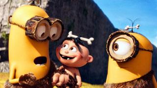 انیمیشن مینیونها و غارنشینان (Cro Minion)