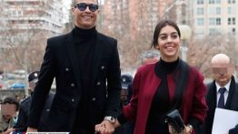 ازدواج یواشکی رونالدو در مراکش!