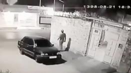 سرقت خودرو ,سارق فرصت طلب
