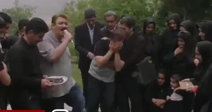 مداحی مهران غفوریان