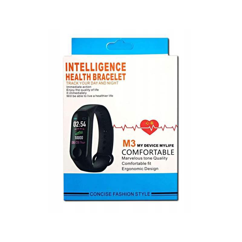خرید ارزان ساعت هوشمند سلامت مدل M3