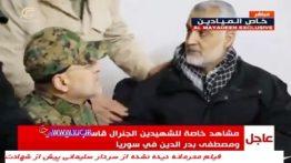 فیلم محرمانه دیده نشده از سردار سلیمانی پیش از شهادت