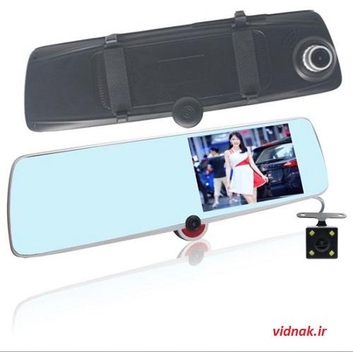 آینه اتومبیل دوربین دار بلک باکس