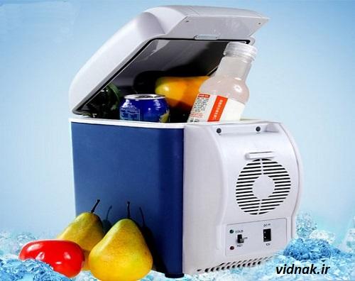خرید اینترنتی یخچال و گرم كن فندكی ماشين