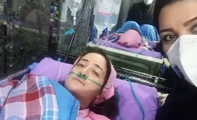 مرگ کرونایی پرستار زن بیمارستان لاهیجان