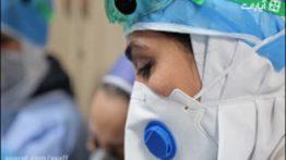 پرستاران در بخش ایزوله کرونا