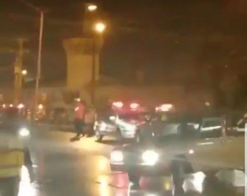 فرار زندانیان عادل آباد شیراز