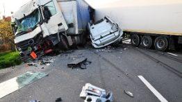 تصادفات و حوادث وحشتناک برای خودروهای سنگین