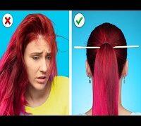 ترفند هایی برای زیبایی مو