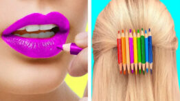 ترفندهای آرایشی _ ایده های جدید آرایشی و زیبایی دخترانه